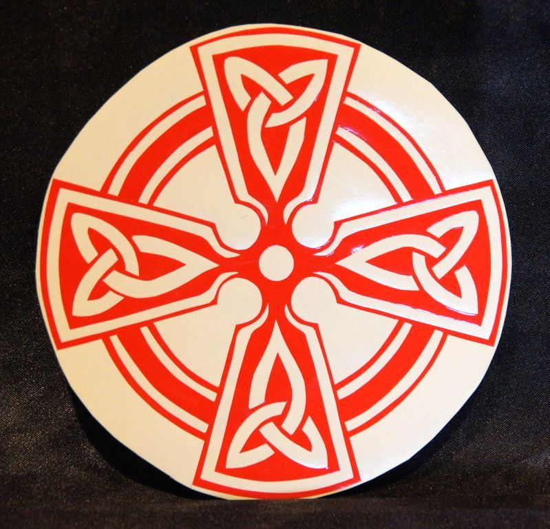 - Celtic Cross [ D 13cm ] 2€